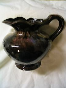 Tilso Brown Drip Pitcher