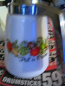 Spice of Life Syrup Pitcher