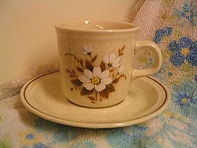 Nikko Briarbells Cup and Saucer