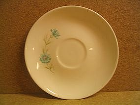 Taylor Smith and Taylor Boutonniere Saucer