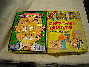 Changeable Charlie Wood Puzzle