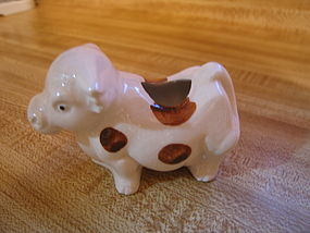 Cow Toothpick Holder