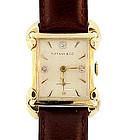 Art Deco 14K Gold Tiffany & Co. (H. Moser) Wristwatch