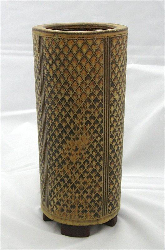 MASSIVE FARSTA VESSEL BY WILHELM K�GE 1955
