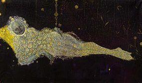 Sleeping Figure: Enrico Colombotto Rosso