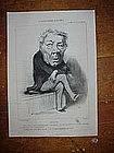 H Daumier