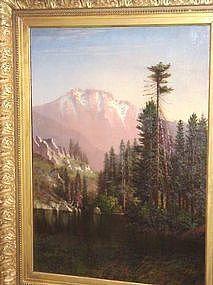Northern California Mountains Edwin Deakin