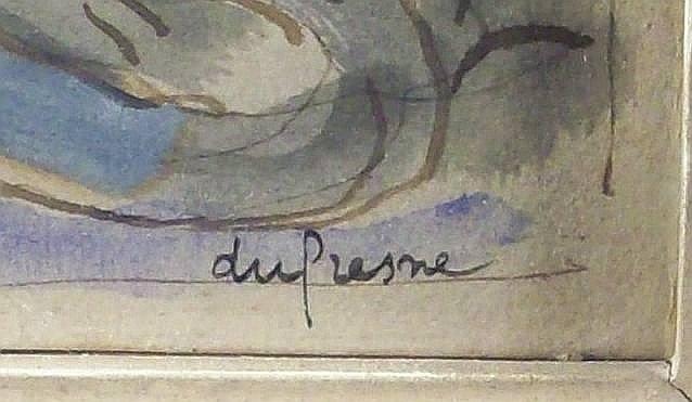 """Terreur dans La Foret: Charles Du Fresne"