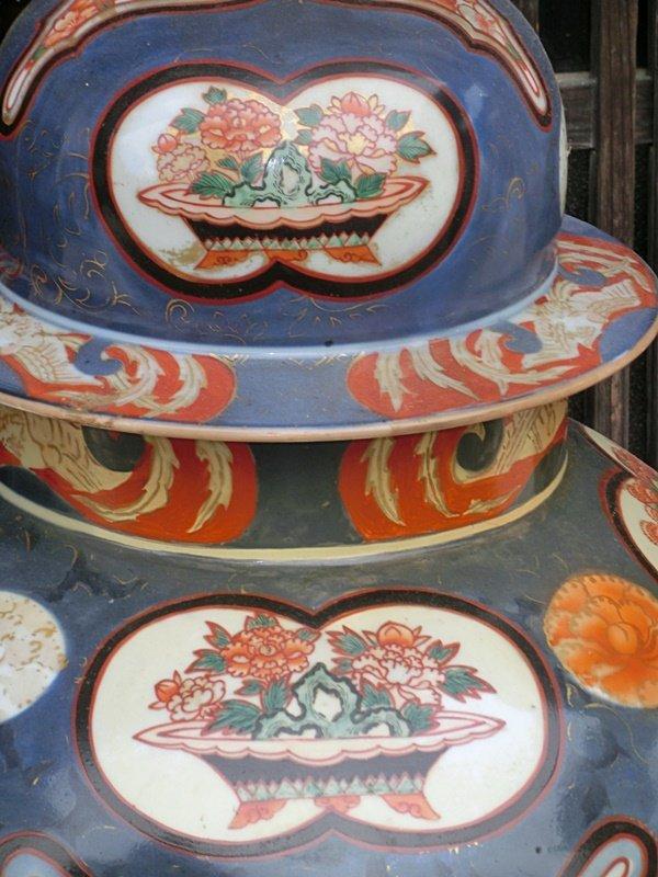 Antique Japanese Meiji Period C.1890 Imari Vase