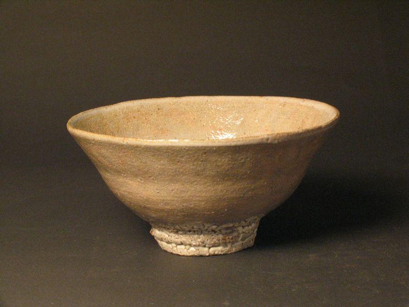 Ido chawan created by Sadamitsu Sugimoto ,the great master hand