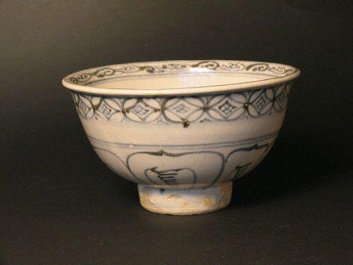 15th.Century Annan(Vietnamese) Blue & White ���Bowl