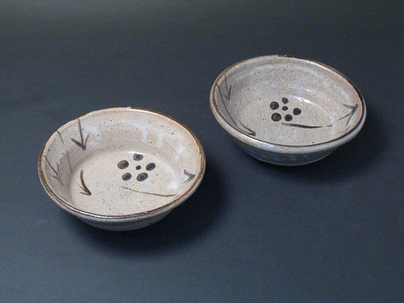 E(picture)-karatsu small cup by Dohei Fujinoki  popular artist KARATSU