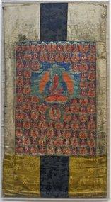 17th Century Tibetan Amitabha Thangka