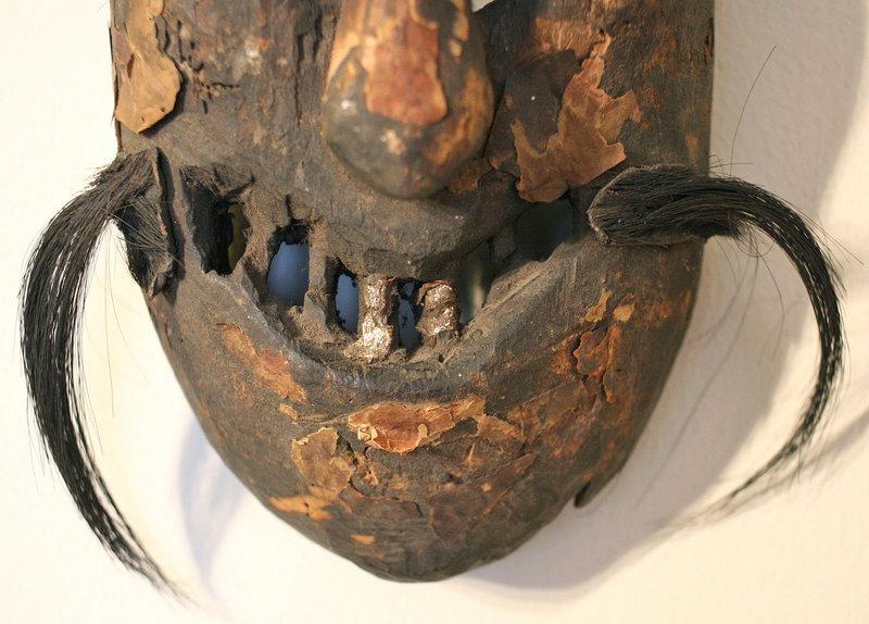 Fine, Old Chinese Yao Shaman Mask