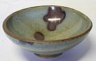 Chinese Junyao Bowl, Yuan Dynasty, Great Provenance