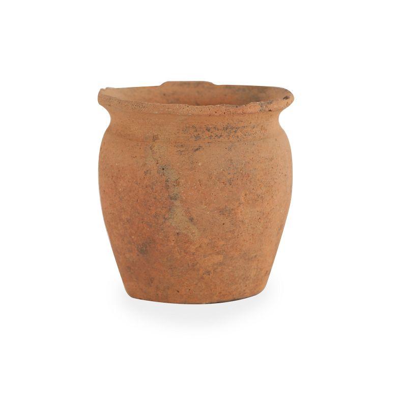 Extremely Rare Set of Three Korean Prehistoric Pots
