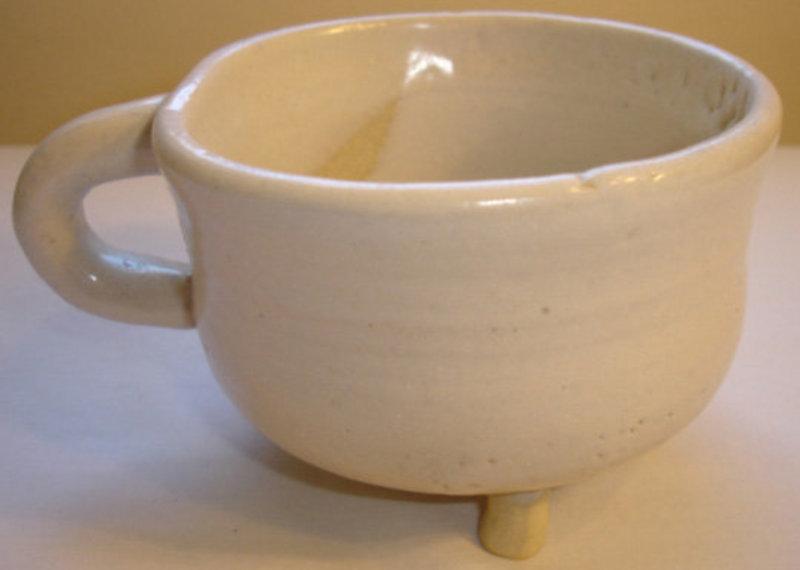 Lee Heyung Bok Teapot and Cups