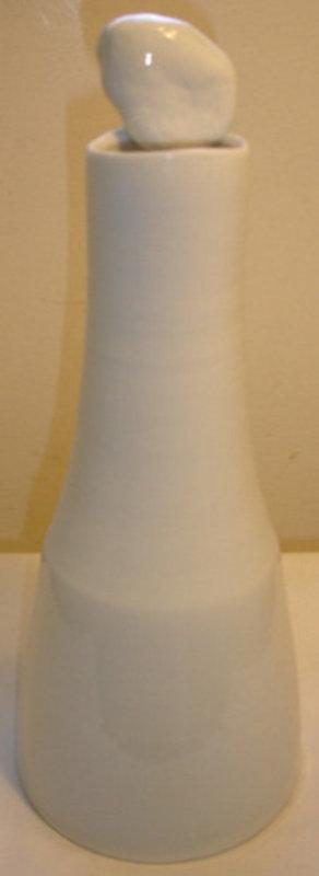 Ahn Jong Kyun Porcelain Vase