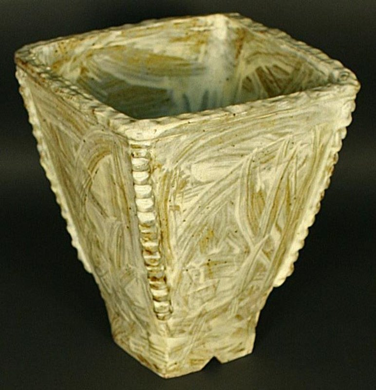 Korean Buncheong Ceramic by Kim See Man