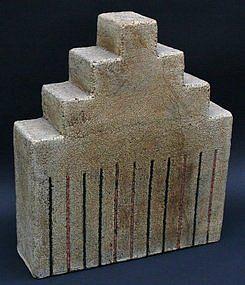 Ceramic Sculpture by Cha Wa Sook