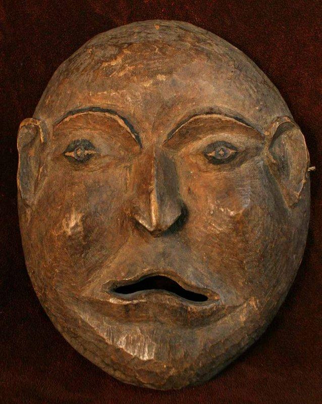 Newar, Nepal Mask