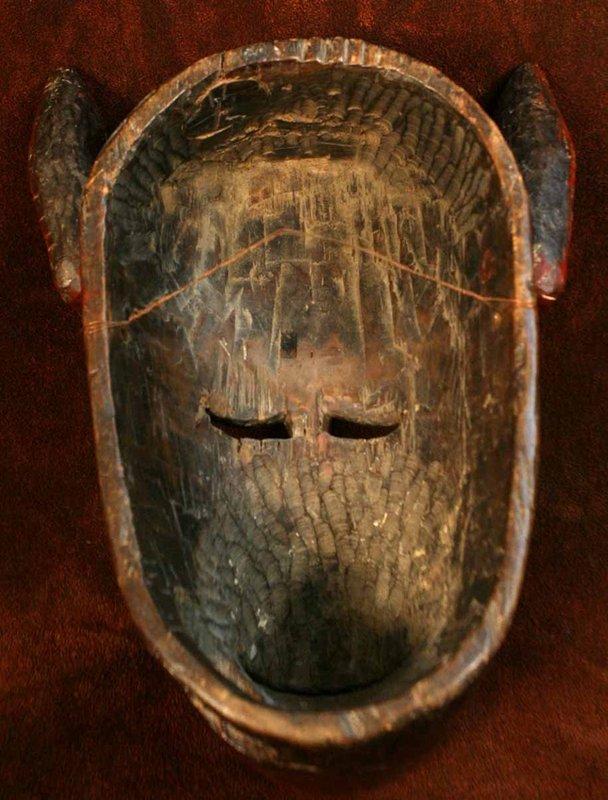 Terai, Nepal Monkey Mask