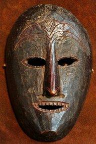 Tharu, Nepal Mask