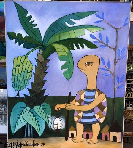 Ephreme Kouakou Abstraction with Turleman