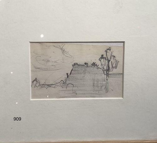 American Artist Authur Beecher Carles 1882-1952