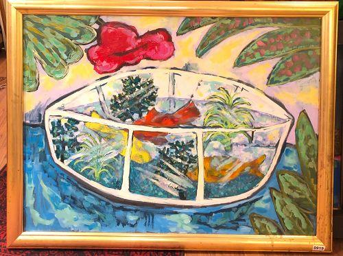 Aquarium Still Life
