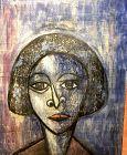 Portrait of a Nigerian Woman by Olisa Nwadiogbu