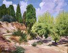 Spanish Landscape by Jorge F Cerda Girones
