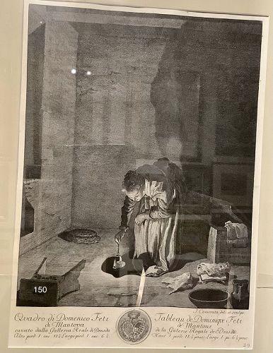 Domenico Feti de Montova by J. Camerata