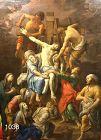 Renaissance Deposition after Annibale Carracci (1560-1609)