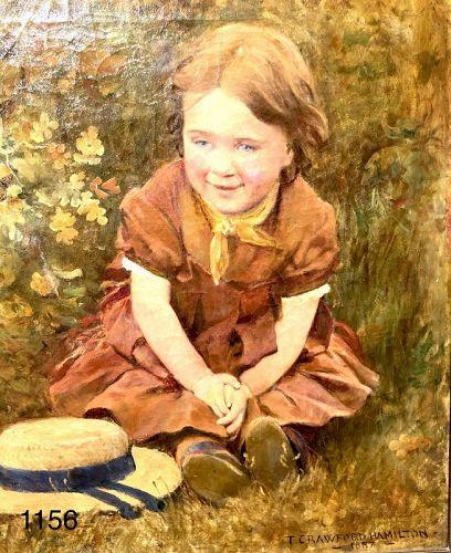 Thomas Crawford HAMILTON 1860-1944 British Masterworks