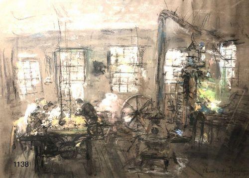 Clair Cooper HERRSHAW Master Artist 24x30�