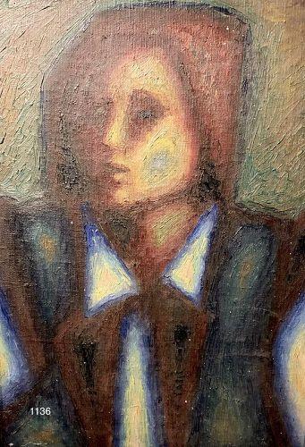 Abstract Master Artist Max Kassler 20x14�