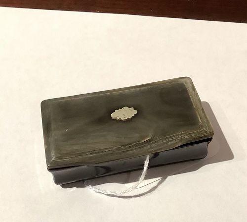 Eighteenth Century Tortoiseshell Snuffbox