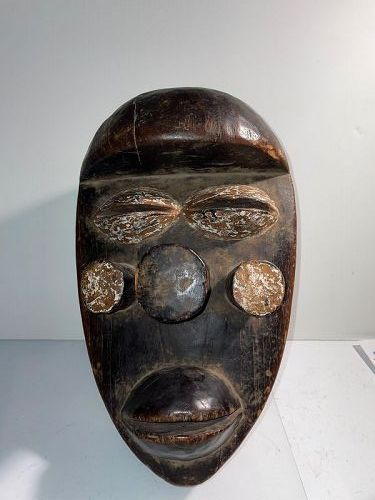 African Ngere Mask