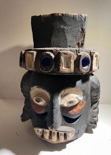 African Igbo Mask