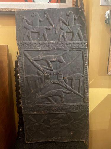 African Senufo Door
