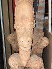 African Nok Terracotta Figure