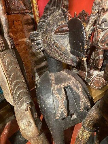 African Baga Figure