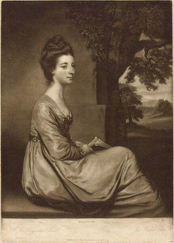 Sir Joshua Reynolds  Jemima Countess Cornwallis,1771