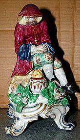 Bow Figure of Winter  c 1762