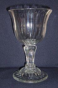 Superb English Sweetmeat Glass  c1750
