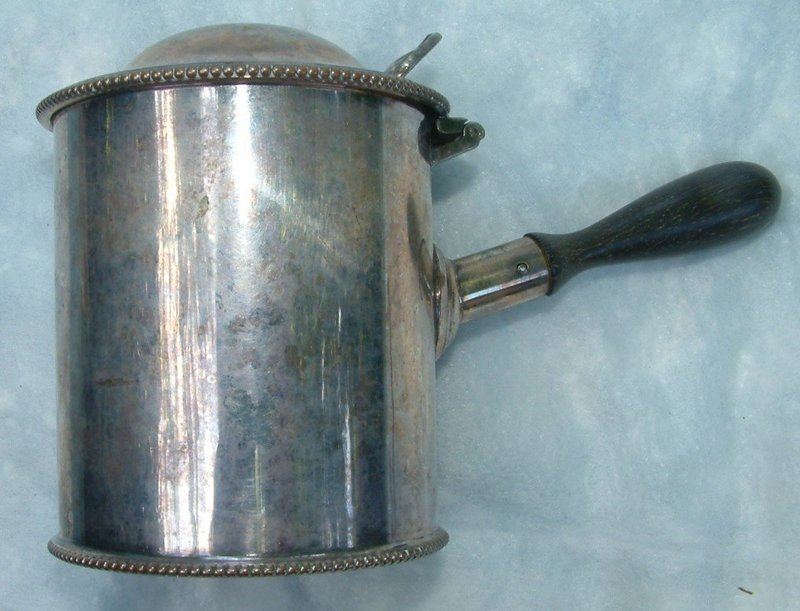 An Elegant  Brandy Warmer  c 1880