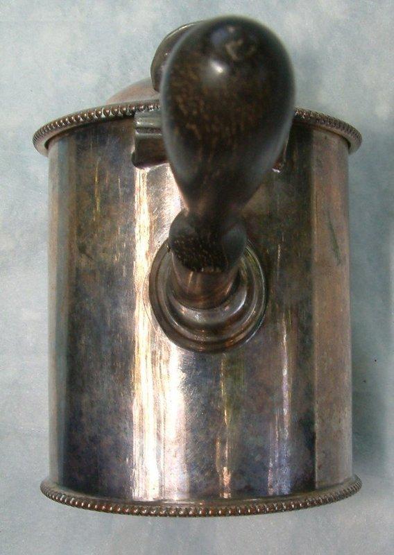 An Elegant  Brandy Warmer  c 1880
