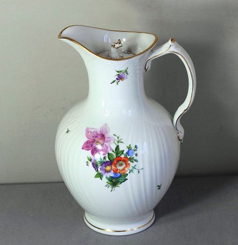 Royal Copenhagen Porcelain Coffee Pot