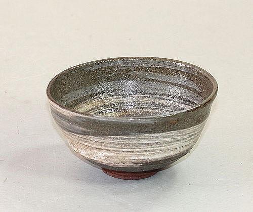 Japanese Karatsu Tea Bowl, Chawan